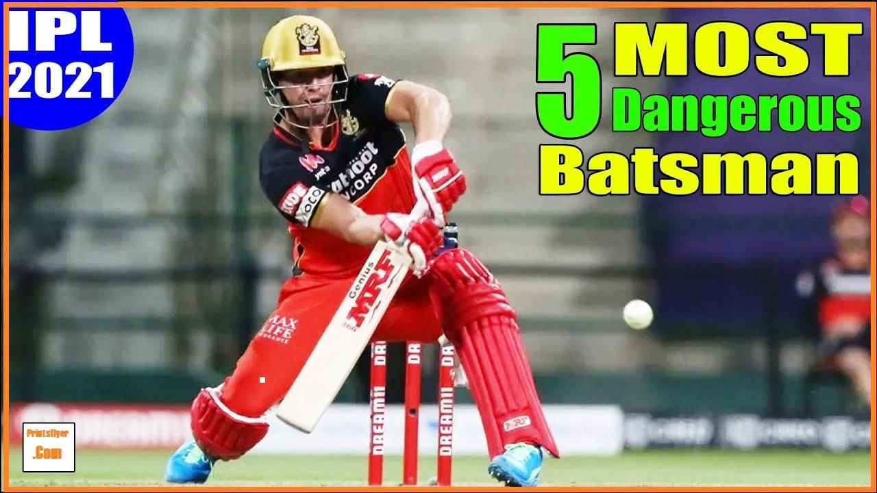 Most Dangerous Bowler in IPL 2021
