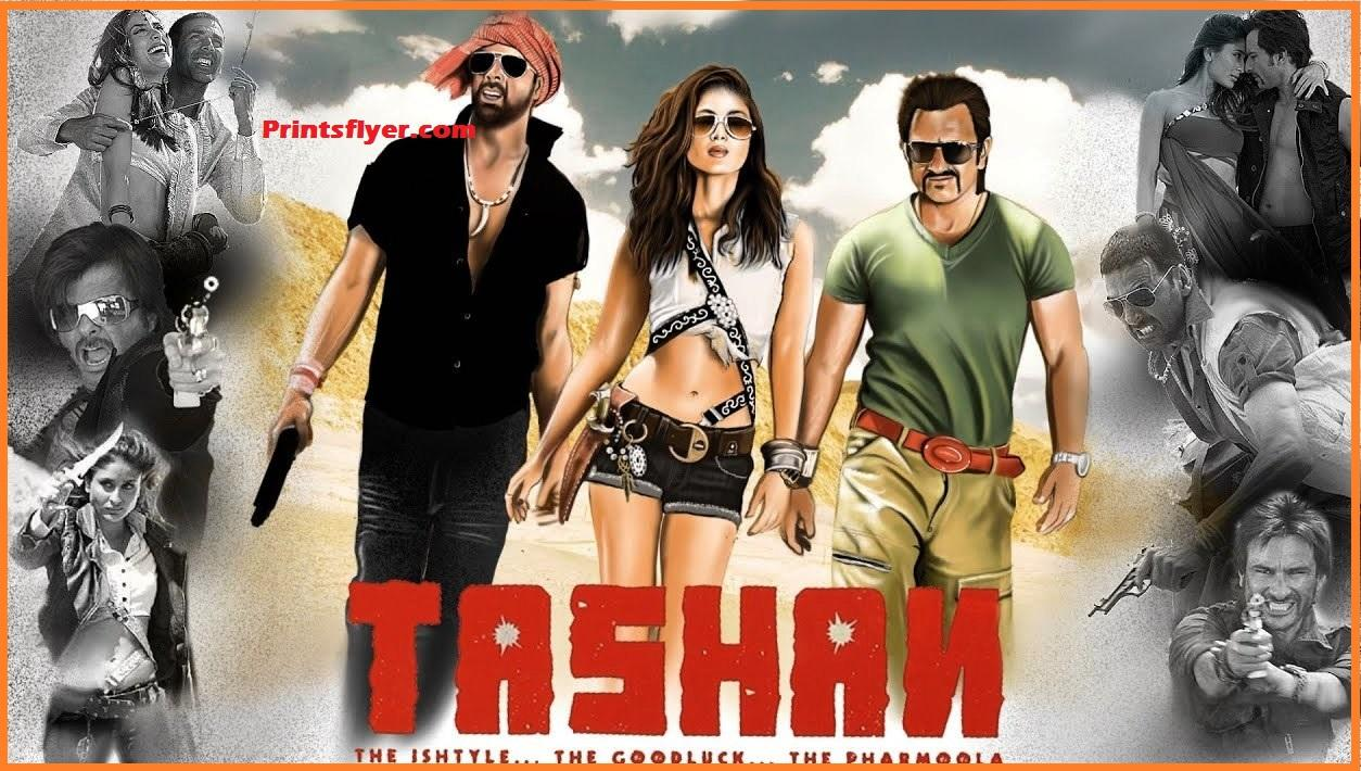 Tashan Full Movie Download Filmyzilla