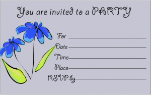 More Fun Free Birthday Invitation Printables