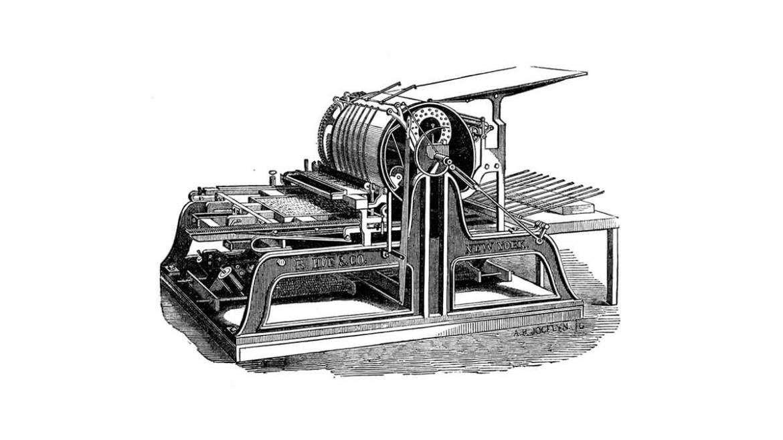 淺談印表機:已經的過去,可能的未來