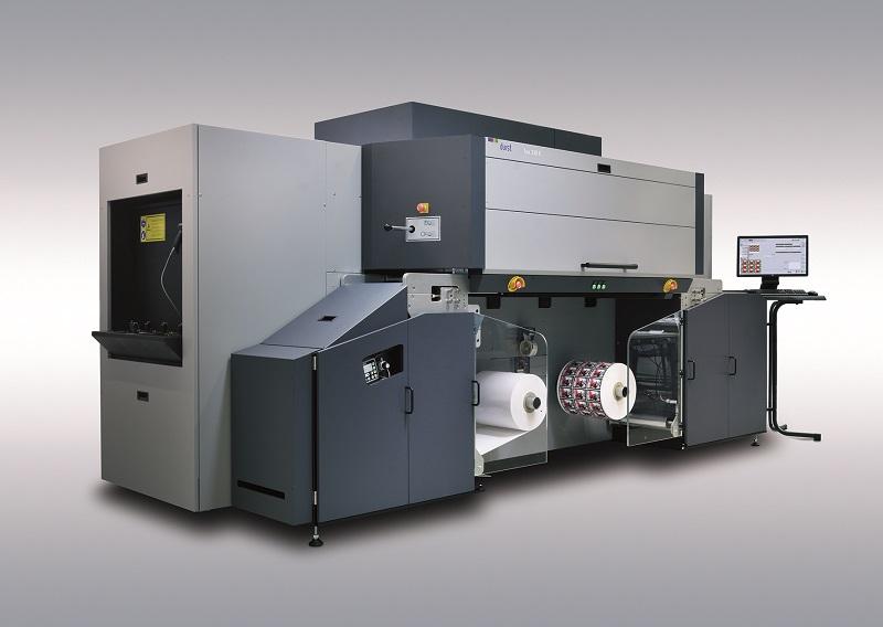 Durst Tau 330 E label press