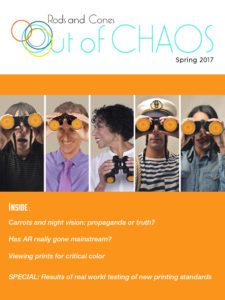 Out of Chaos magazine cover