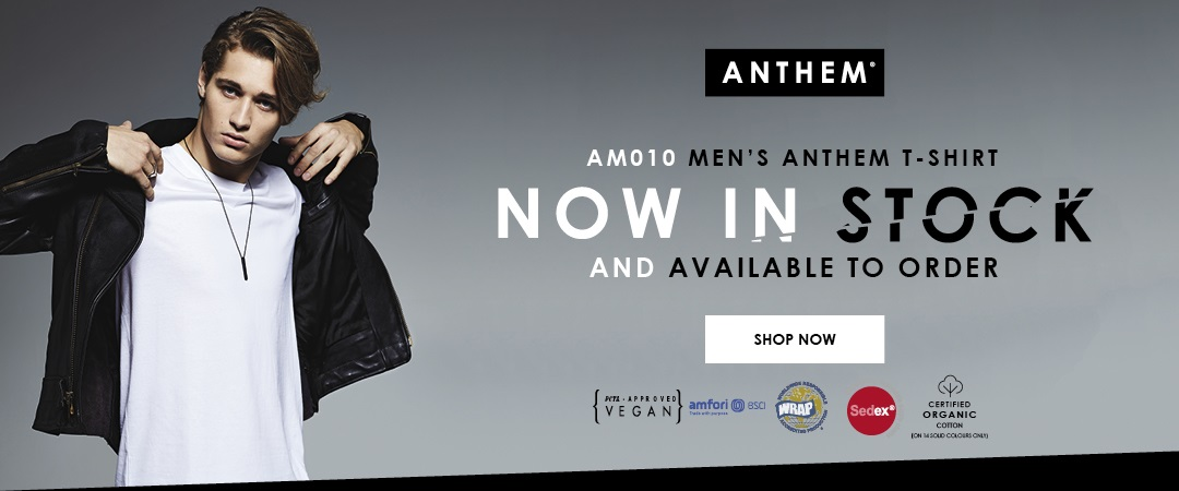 The Printwear Company Anthem in stock Webshop banner edit
