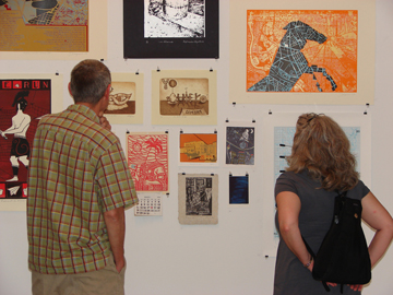 The Cuban exhibition