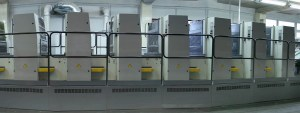 Litho Printers London