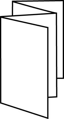 8 Page Leaflet Concertina Fold