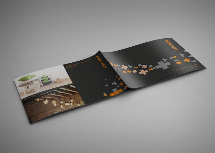 Colour Landscape Brochure Printing