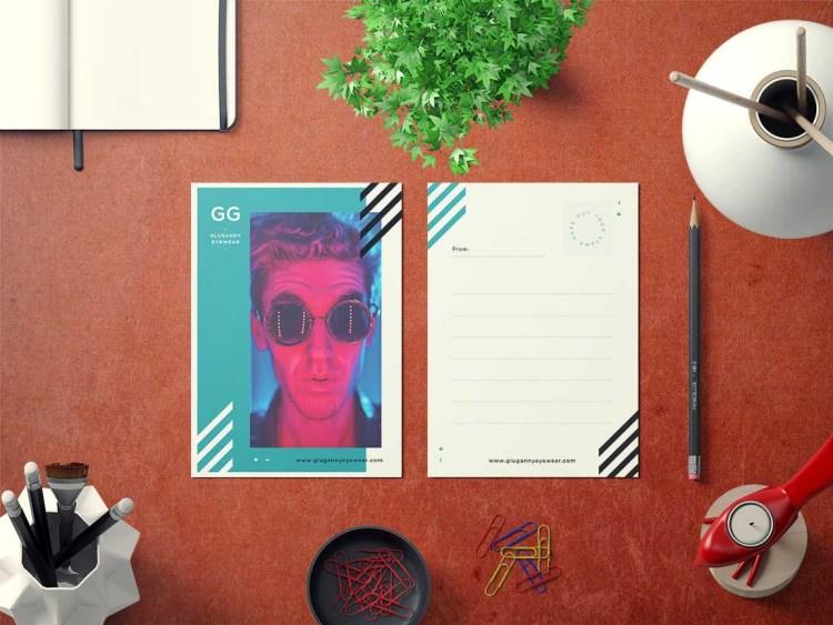 Gloss Postcard Printing