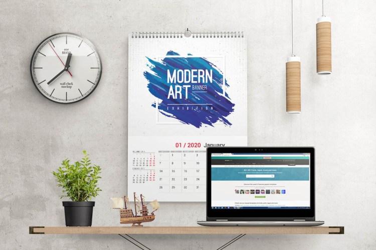 High Quality Calendar Printing