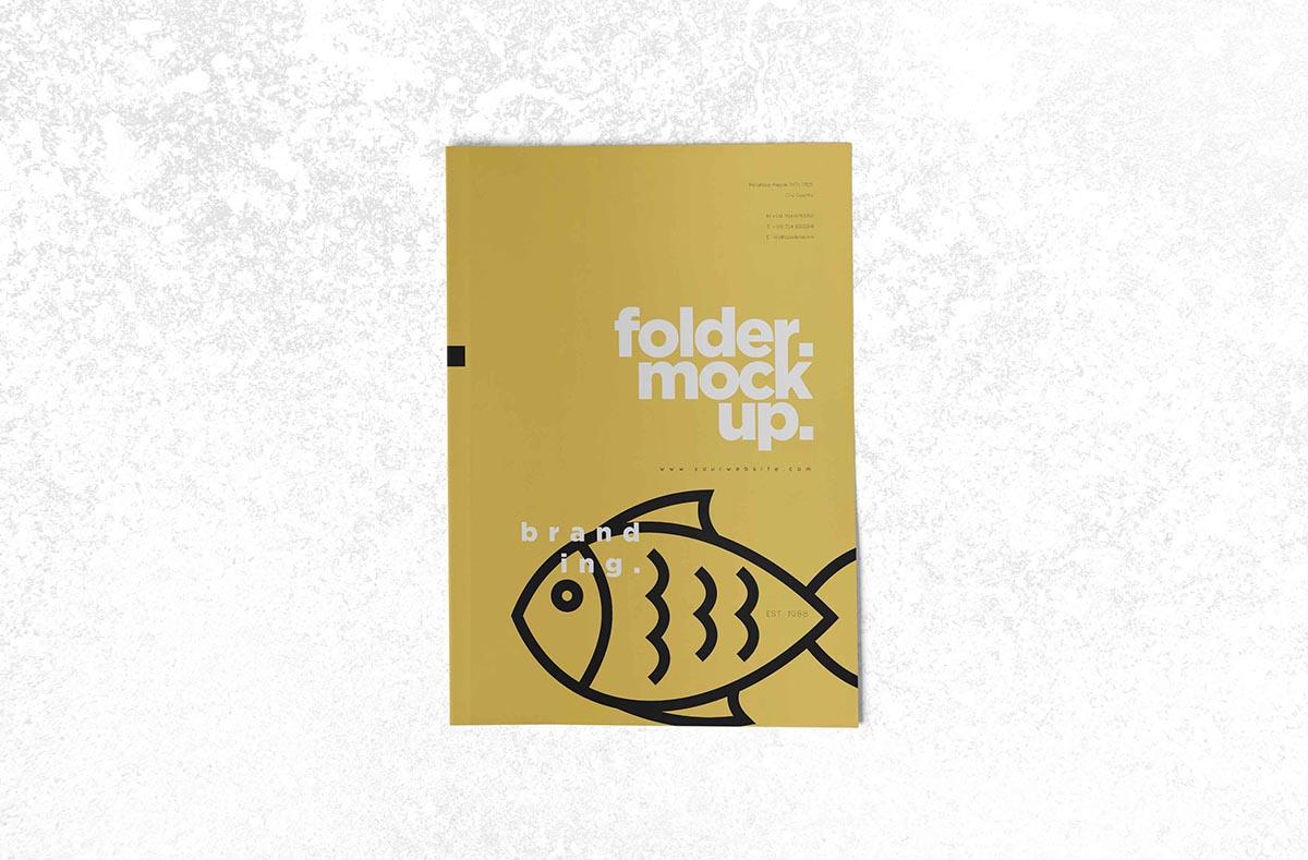 Non Capacity Folder