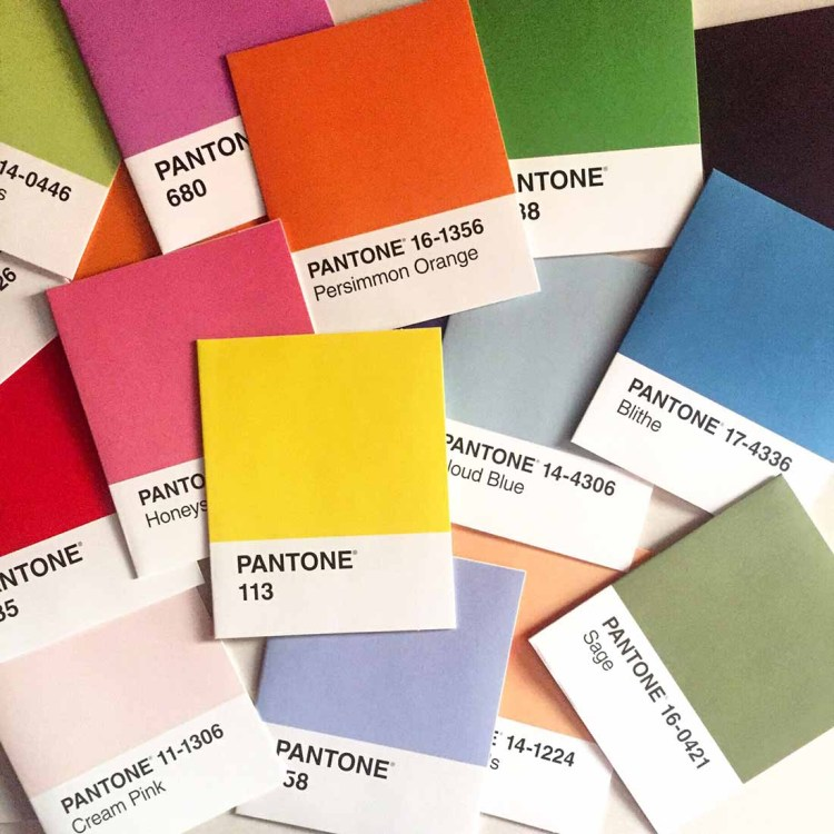 Print Marketing Pantone Colours