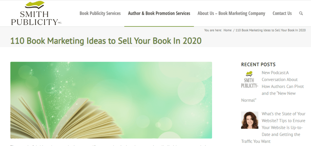 Book Marketing Ideas to Sell Your Book