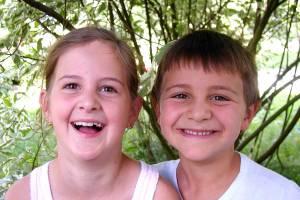 Andrea und Mattia, Sommerferien am Prinzenhof