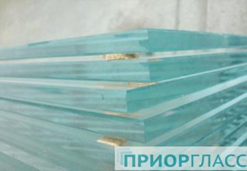 Осветленное стекло (Оптивайт)