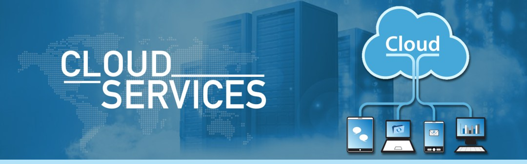 Cloud Services Banner - Business Computer & Network Support Service