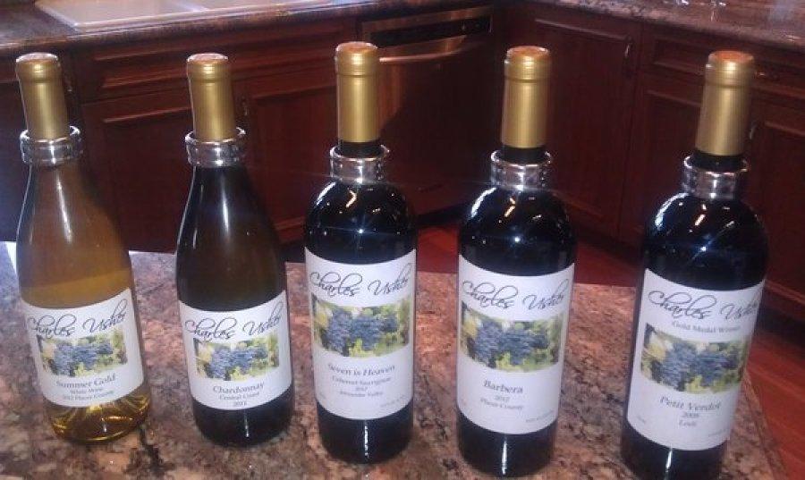 Charles Usher Wines