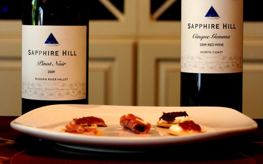 Sapphire Hill Winery