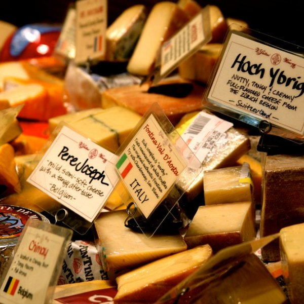 V. Sattui Deli Cheese Selection