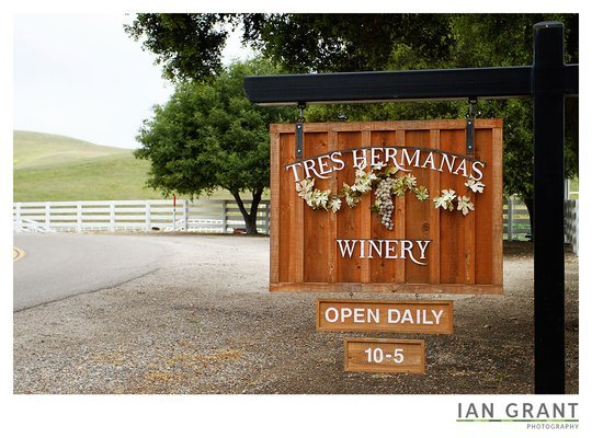 Tres Hermanas Vineyard and Winery