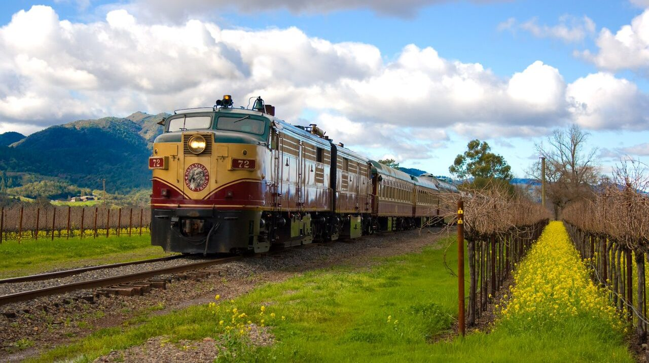 Napa Wine Train – Gourmet Express