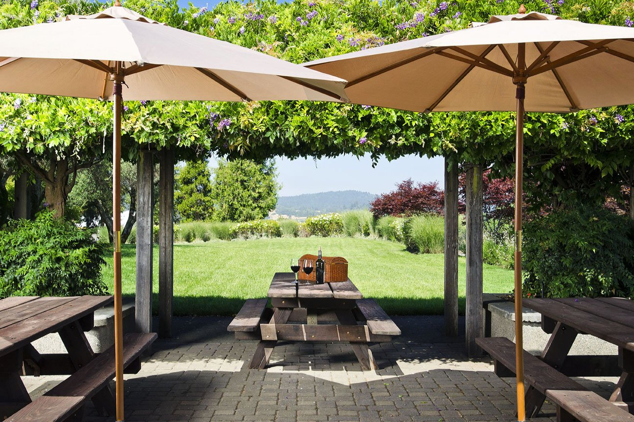 Rodney Strong Vineyards & Davis Bynum Winery