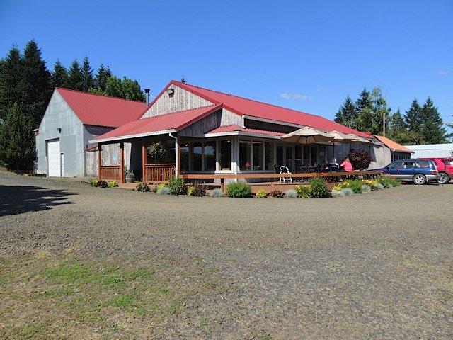 Willamette Valley Vineyards at Tualatin Estate