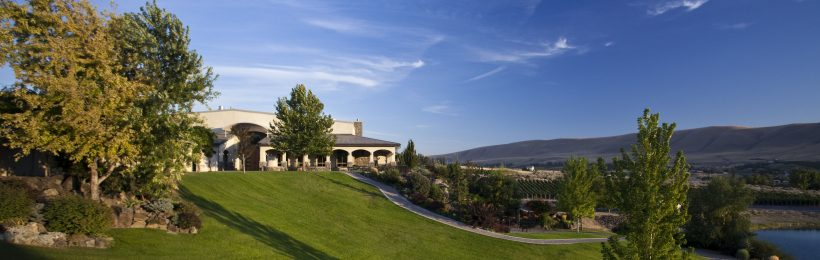 Terra Blanca Winery & Estate Vineyard
