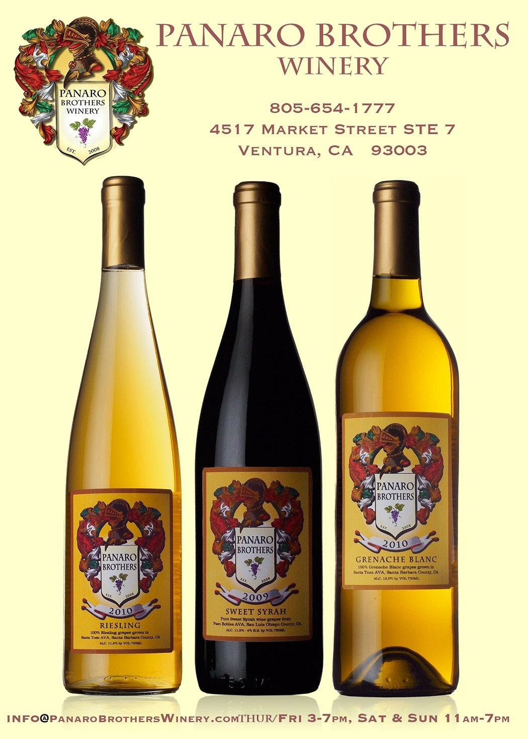 Panaro Brothers Winery