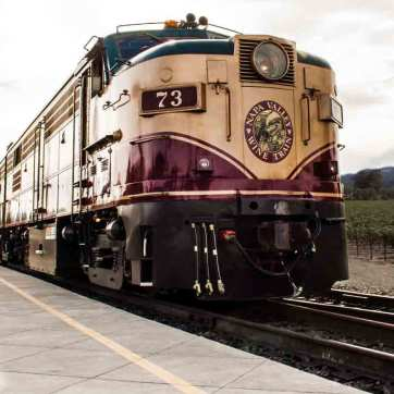 Napa Valley Wine Train Deals