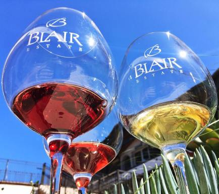 Blair Estate Glasses
