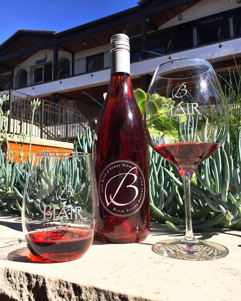 Blair Estate Pinot Noir