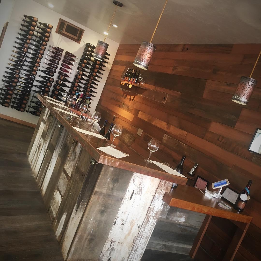 blair tasting room