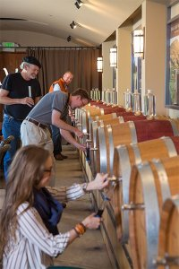 napa valley wine tasting conn creek barrel blending how to taste wine