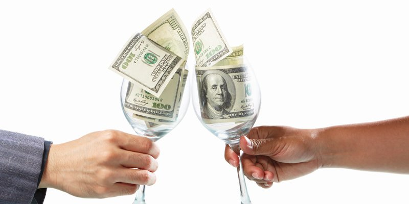 Do you like overspending while wine tasting?