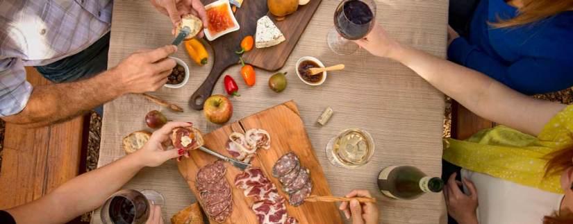 picnic friendly winery - V. Sattui