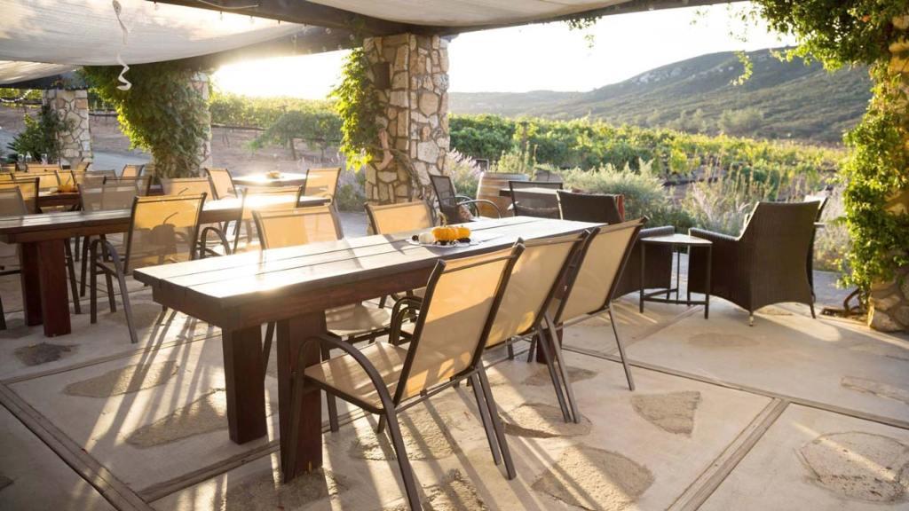 grant james winery ramona - patio