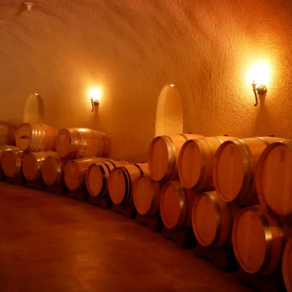 Boeschen Vineyards Cave
