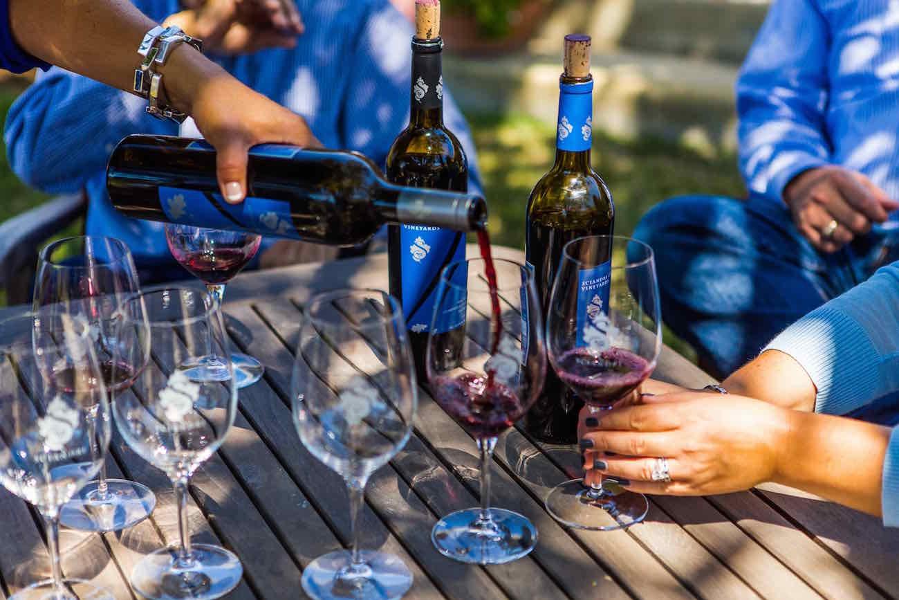 Sciandri Family Vineyards
