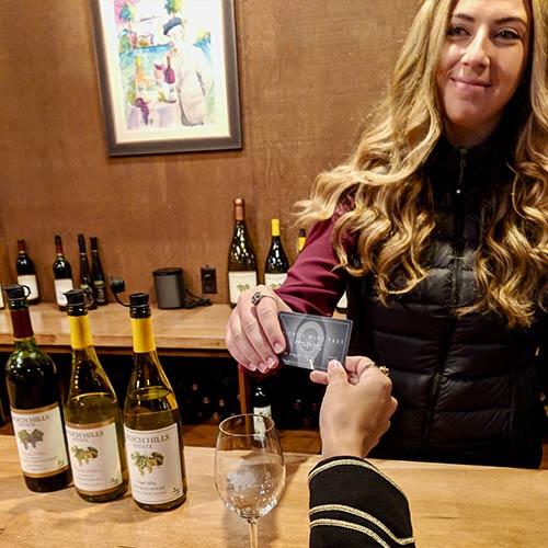 Slash Wine Tasting Costs