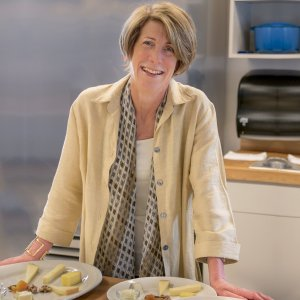 virtual cheese experience with Janet Fletcher