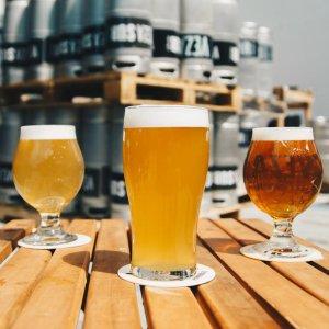 3 mixed craft beer tasting