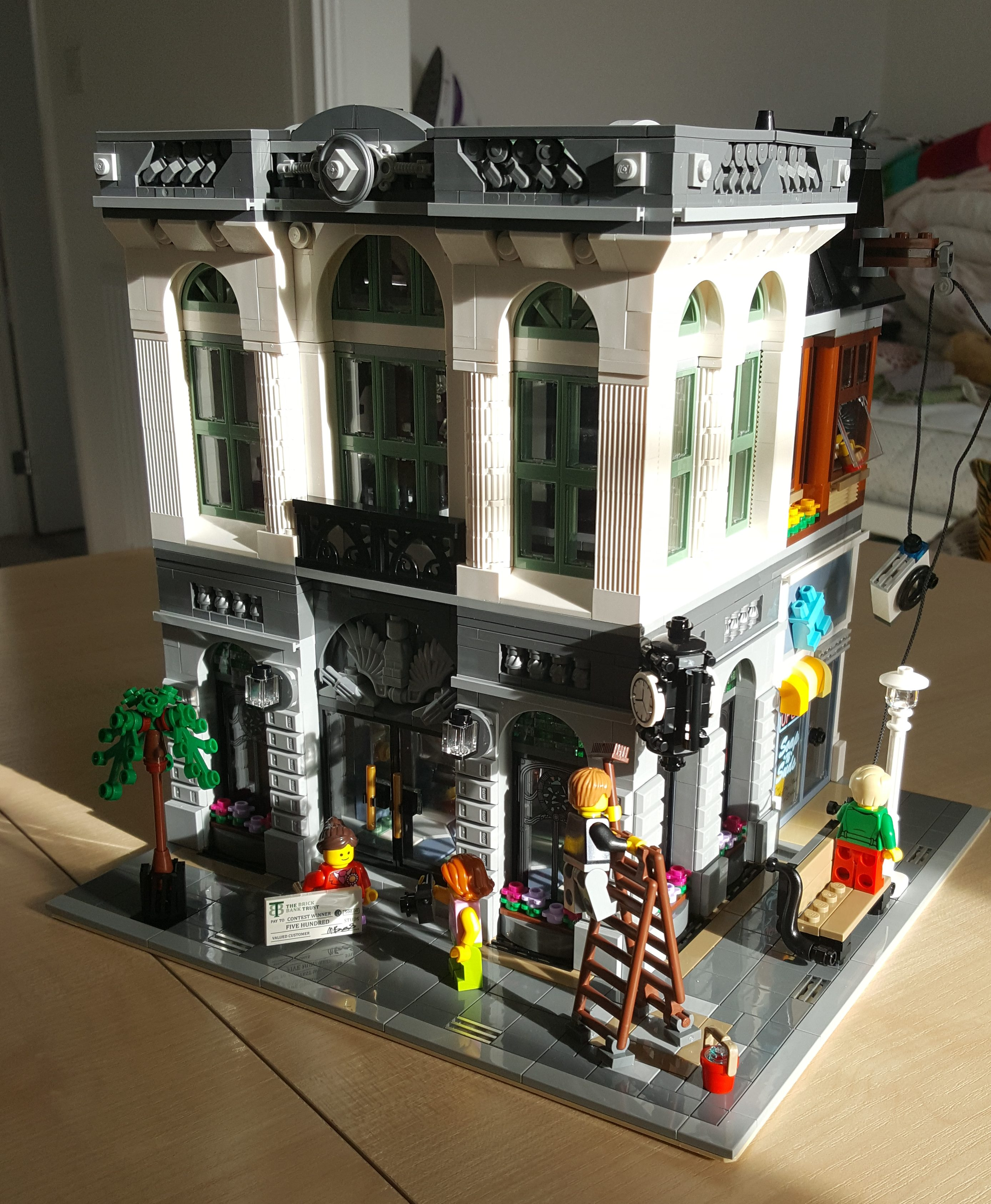 Lego Brick Bank How To Cash In On Fun With A Sound Investment Prior Portfolio