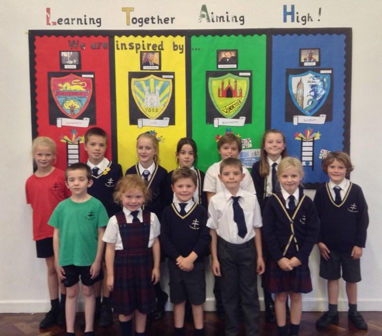 School Council 2018-2019