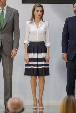 Queen+Letizia+Spain