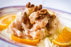 Yang's Noodle - Honey Walnut Prawns