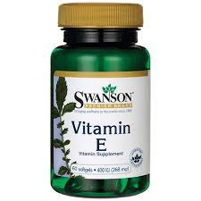 Tecni vitamin E
