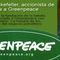 Greenpeace é Financiada com Dinheiro do Petróleo, Media e de Indústrias Poluentes