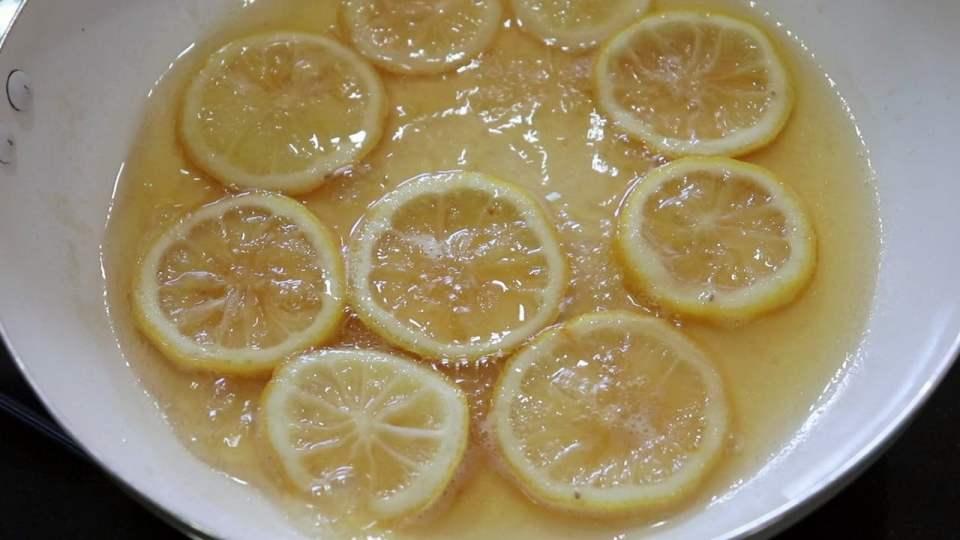 imagem limão glaceado