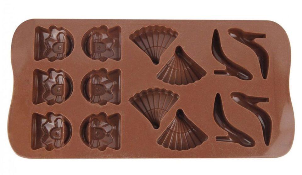 imagem forma para chocolate