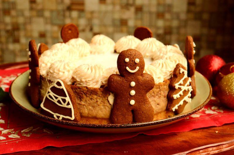 Sobremesa de Natal: Cheesecake de Nozes